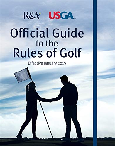 Official Guide to the Rules of Golf from Hamlyn