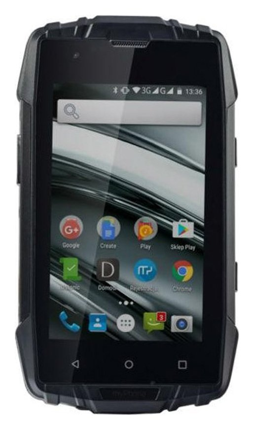 SIM Free Hammer Iron 2 Rugged Mobile Phone – Black from Hammer