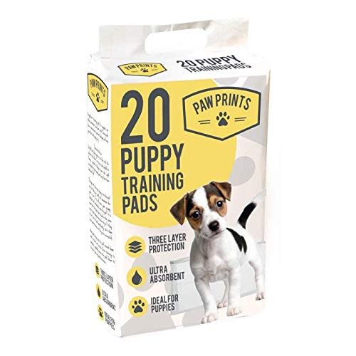 Hamptons Direct 20 Pack Training Pads for Puppies from Hamptons Direct