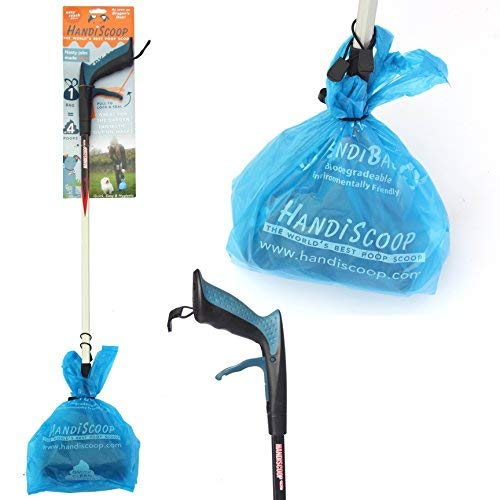 HandiScoop Easy Reach Poop Scoop 85 cm from HandiPet Products
