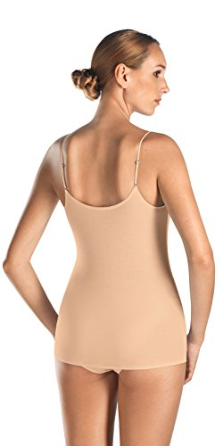 Hanro Women's  Vest, Beige (skin 0274), 10/12 UK (Manufacturer Size: 38/40) from Hanro