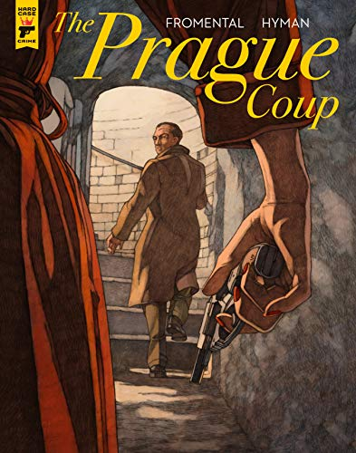 The Prague Coup from Titan Comics