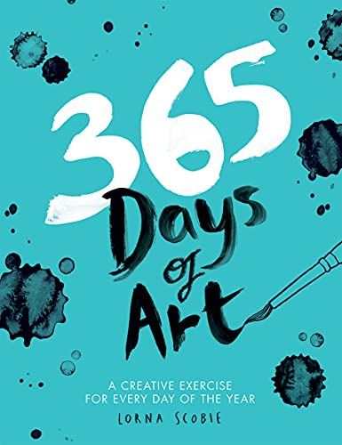 365 Days of Art: A Creative Exercise for Every Day of the Year from Hardie Grant Books (UK)