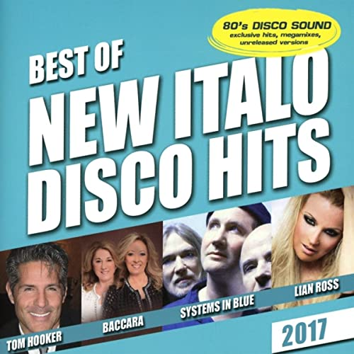 Best of New Italo Disco-2017 from Hargent New Media (Nova MD)