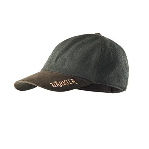 Harkila Metso Active cap Willow green/Shadow brown Large/X Large Green from Harkila of Scandinavia
