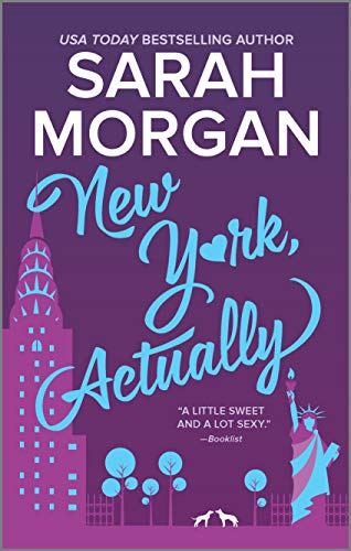 New York, Actually: A Romance Novel (From Manhattan with Love) from Hqn