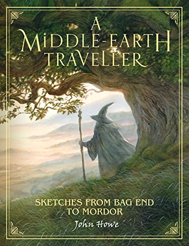 A Middle-earth Traveller: Sketches from Bag End to Mordor from HarperCollins