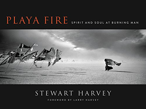 Playa Fire: Spirit and Soul at Burning Man from HarperOne