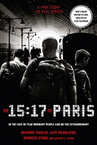 The 15:17 to Paris from HarperCollins