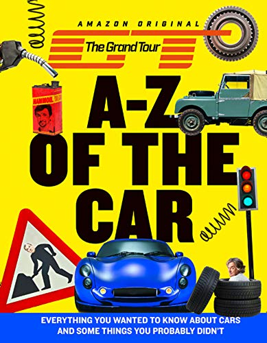 The Grand Tour A-Z of the Car from Harper Collins