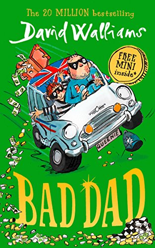 Bad Dad from HarperCollinsChildren'sBooks
