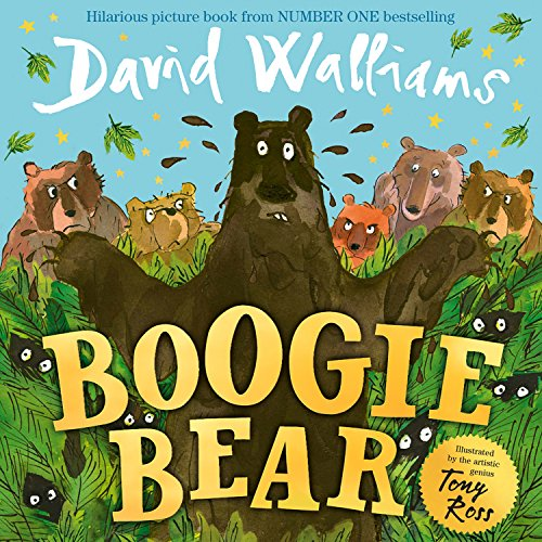 Boogie Bear from HarperCollins Publishers