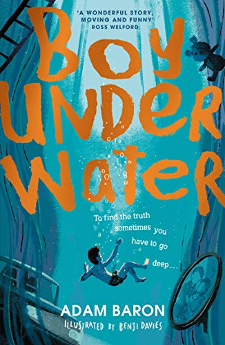 Boy Underwater from HarperCollinsChildren'sBooks