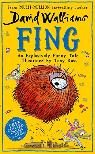 Fing from HarperCollinsChildren'sBooks