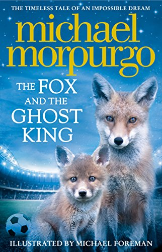 The Fox and the Ghost King from HarperCollinsChildren'sBooks