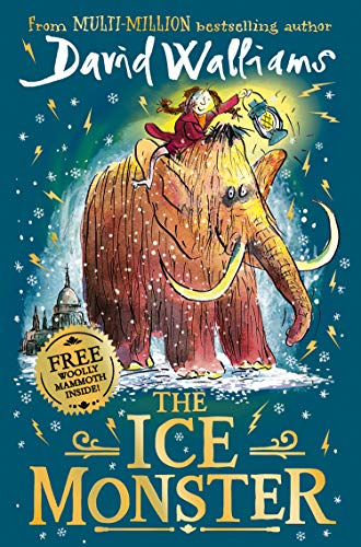 The Ice Monster from HarperCollinsChildren'sBooks