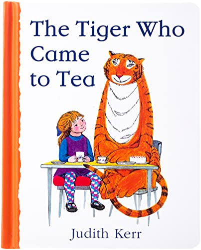 The Tiger Who Came to Tea from HarperCollinsChildren'sBooks