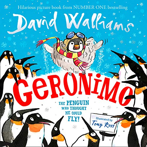 Geronimo from HarperCollinsChildren'sBooks