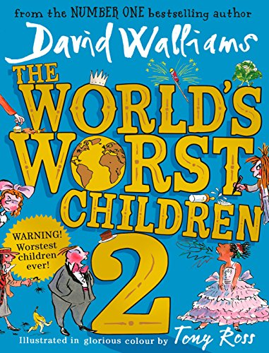 The World's Worst Children 2 from HarperCollinsChildren'sBooks