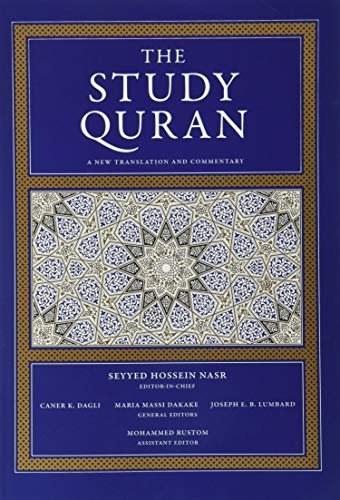 The Study Quran: A New Translation and Commentary from HarperOne