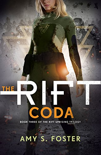 The Rift Coda (The Rift Uprising trilogy, Book 3) from HarperVoyager