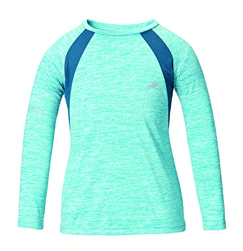 Harry Hall Kid's HH5828-BL20-11-12YR Sandsend UV Base Layer, Turquoise, 11-12 Years from Harry Hall