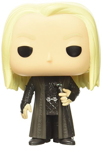 Funko 11557 Pop! Movies: Harry Potter - Lucius Malfoy Vinyl Figure from Funko