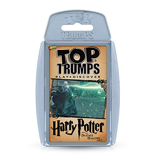 Top Trumps 02118 Part 2 Card Game, Harry Potter and The Deathly Hallows 2 from Top Trumps
