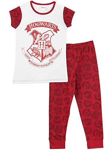 Harry Potter Girls Hogwarts Pyjamas Age 11 to 12 Years from Harry Potter