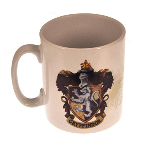 "Harry Potter MG22058 ""Gryffindor Crest"" Ceramic Mug - White from Harry Potter"