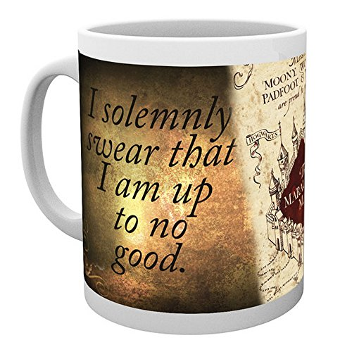 "Harry Potter ""Marauders Map"" Ceramic Mug from HARRY POTTER"