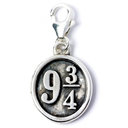 Official Harry Potter Jewellery Platform 9 3/4 Clip on Charm from HARRY POTTER