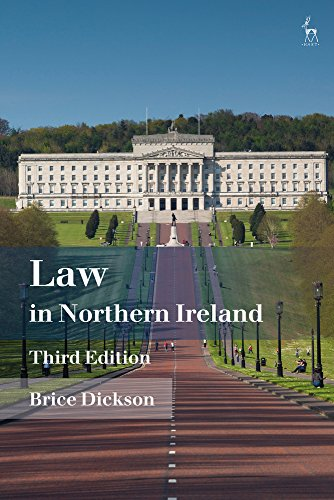 Law in Northern Ireland from Hart Publishing