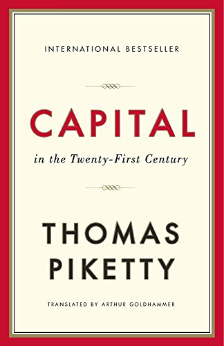 Capital in the Twenty-First Century from Harvard University Press