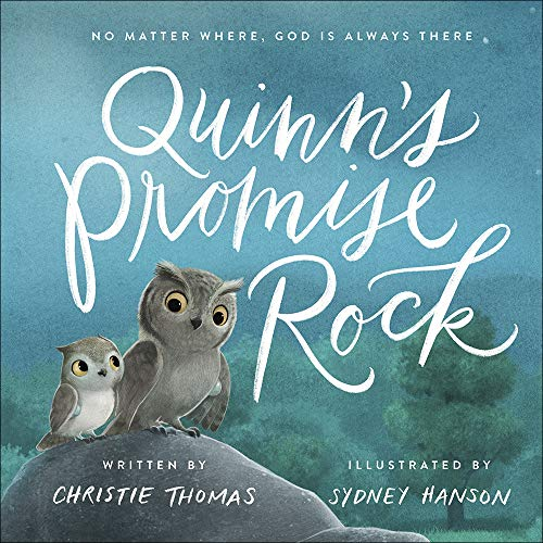 Quinn's Promise Rock: No Matter Where, God Is Always There from Harvest House Publishers