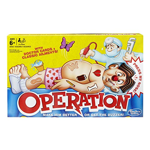 Hasbro Gaming Classic Operation Game from Hasbro