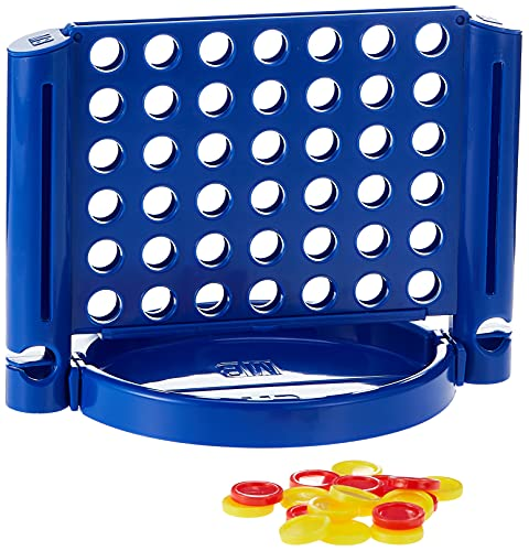 Hasbro Gaming Connect 4 Grab & Go Game from Connect 4