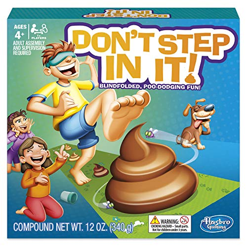 Hasbro Gaming E2489102 Don't Step in It from Hasbro