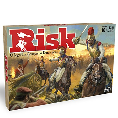 Hasbro Gaming - Risk b7404190 (Portuguese Version) from Hasbro