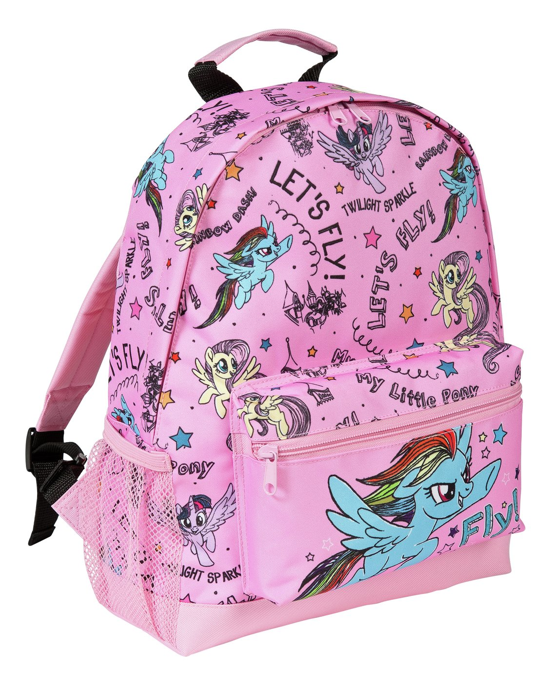 My Little Pony Backpack - Pink from Hasbro