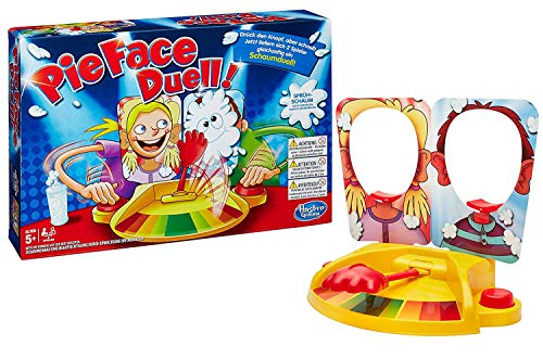 Hasbro C0193100 - PIE FACE DUELL SPIE from Hasbro