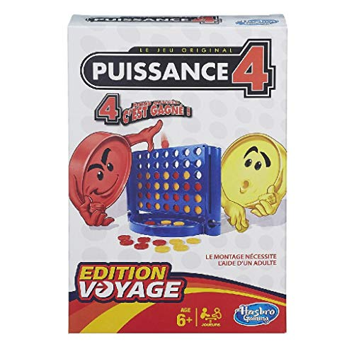 EDITION VOYAGE PUISSANCE 4 - V from Hasbro