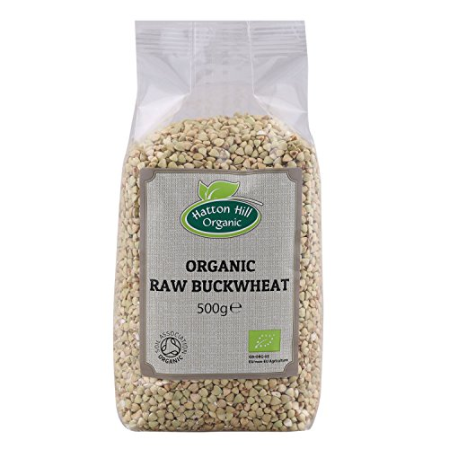 Organic Raw Buckwheat 400g by Hatton Hill Organic - Certified Organic from Hatton Hill Organic