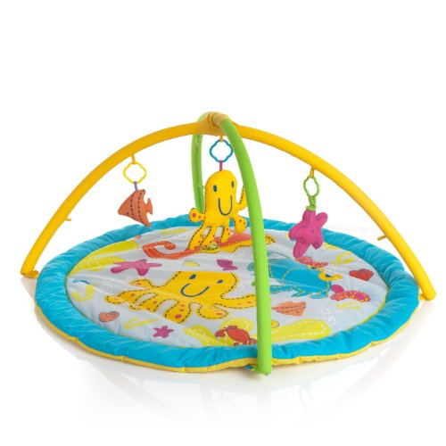 Hauck Activity Centre Seaworld Playmat - Multi-Coloured from Hauck