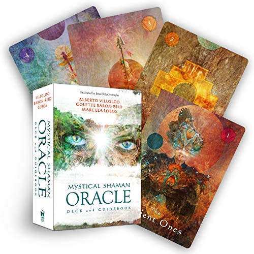 Mystical Shaman Oracle Cards from Hay House Inc