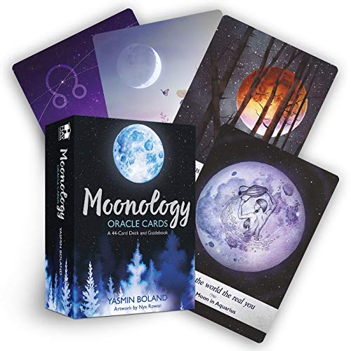 Moonology Oracle Cards from Hay House UK