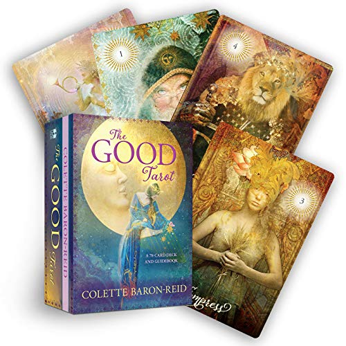 The Good Tarot: A 78-Card Deck and Guidebook from Colette Baron Reid