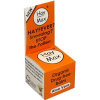 Hay Max Organic Aloe Vera Drug Free Balm 5ml from Hay max