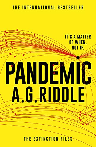 Pandemic (The Extinction Files) from Head of Zeus