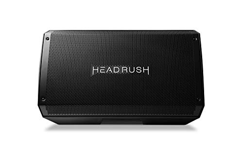 Headrush FRFR-112 Active 2000-Watt Full-Range, Flat-Response 12-in/2-Way Cabinet for Guitar Multi FX and Amp Modelling Processors from Headrush